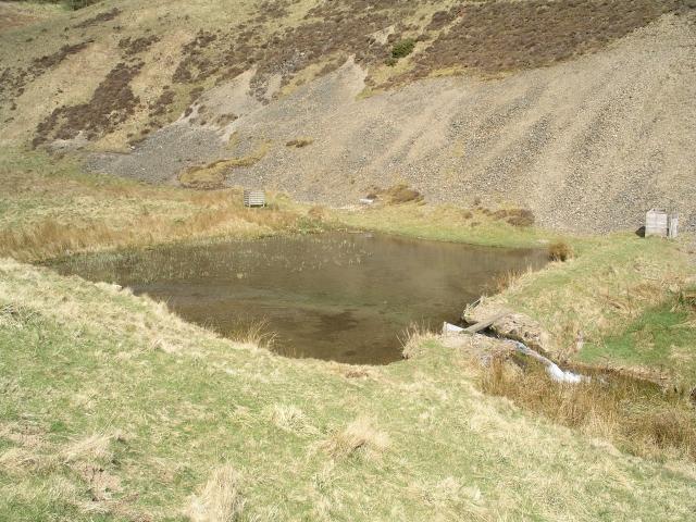 Pond, Walker Burn