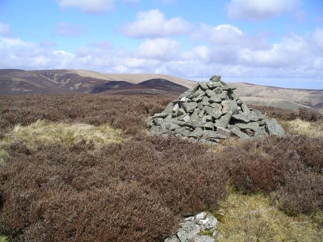 Summit Cairn, Cairn Hill
