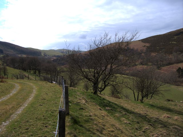 Mynach Valley