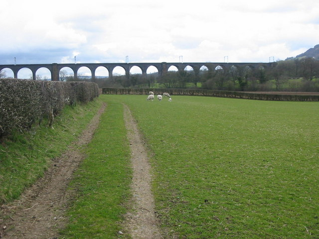North Rode Viaduct