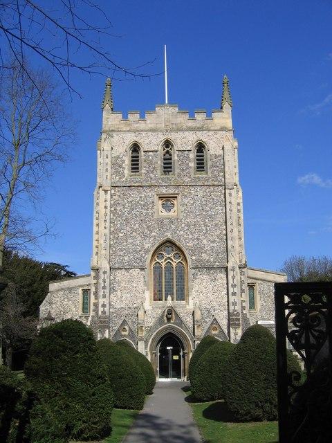 Royston Parish Church