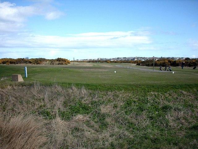 Moray Golf Course, Lossiemouth