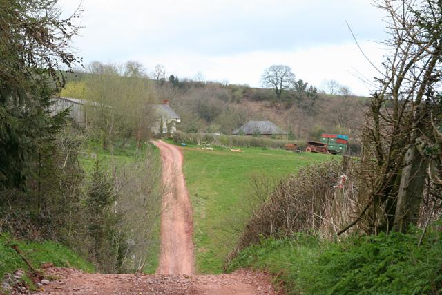 Bathealton: new access to Ridge Farm