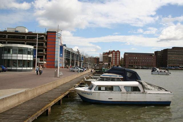 Brayford Wharf