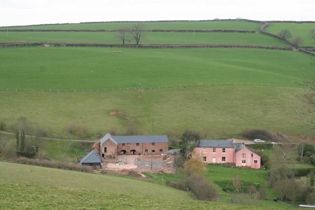 Wiveliscombe: Pyncombe Farm