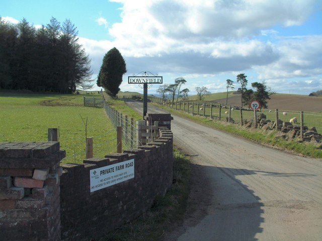 Downfield Farm Road