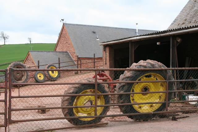 Wiveliscombe: Nunnington Park Farm