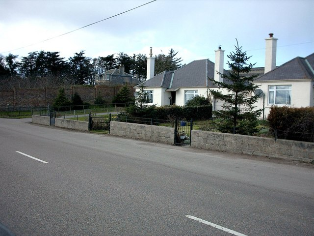 Wester Covesea near Lossiemouth