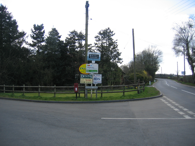 Juggins Lane junction