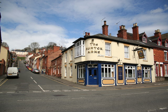 The Burton Arms