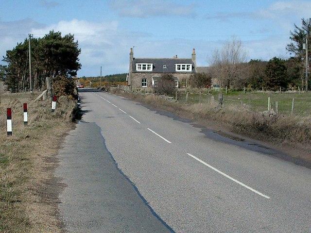 Williamston near Lossiemouth
