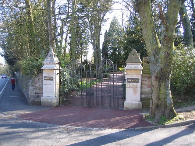 Hopwood Grange