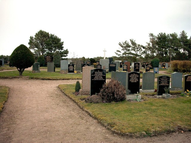 Lossiemouth Cemetery