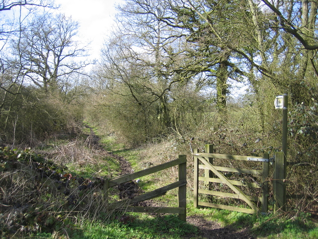 Bridleway to Bell Green