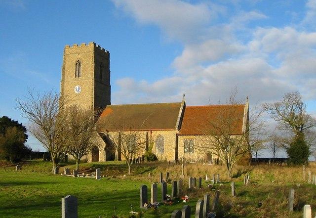 Morley St Botolph Church