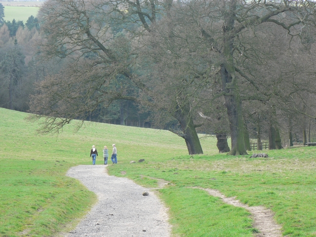 Nan Pie, Harewood Estate