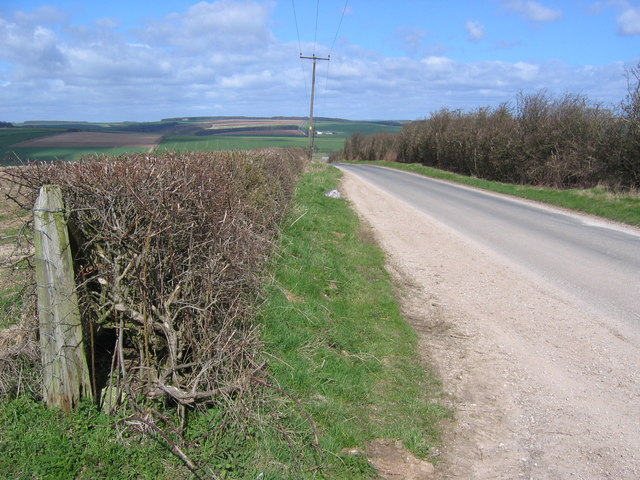 Road to Butterwick