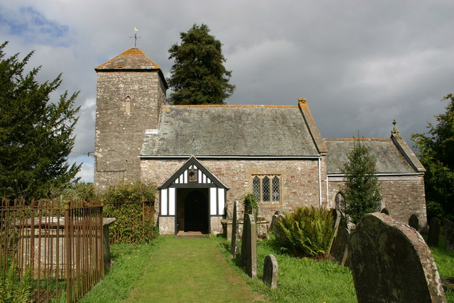 Penyclawdd Church