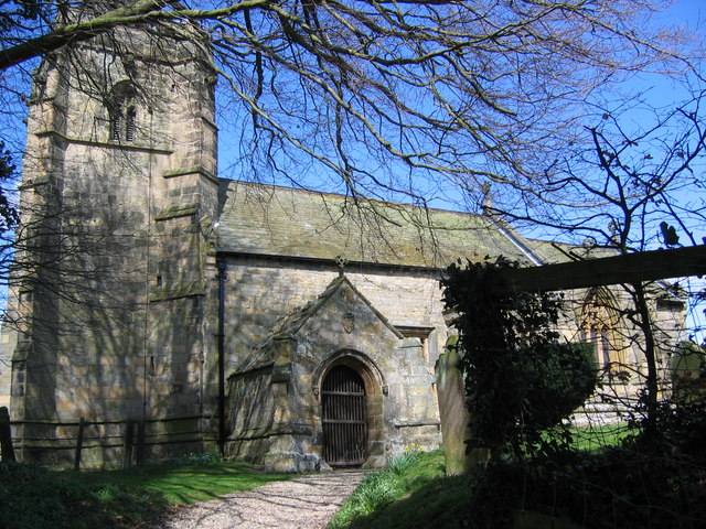 St. Nicholas Church, Ganton
