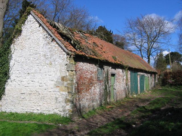 Ganton - Old Farm Building