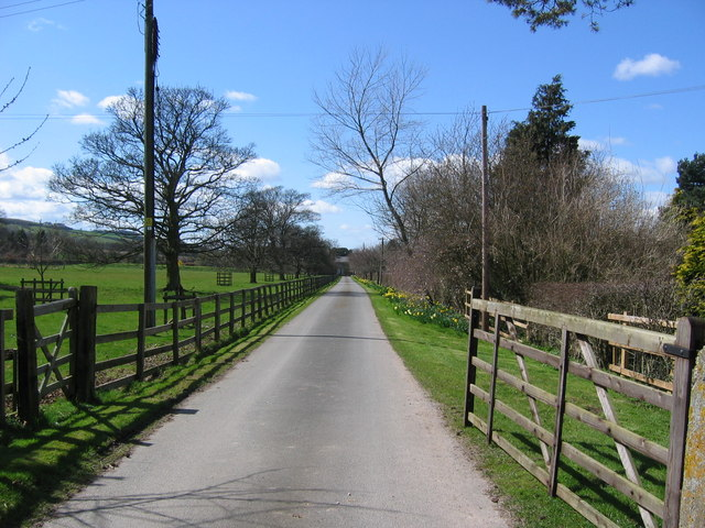 Springfield Farm, Sherburn