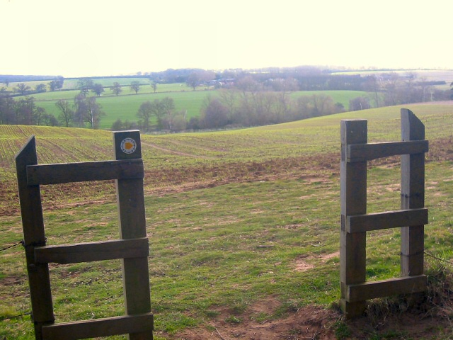 View from Moneypot Hill