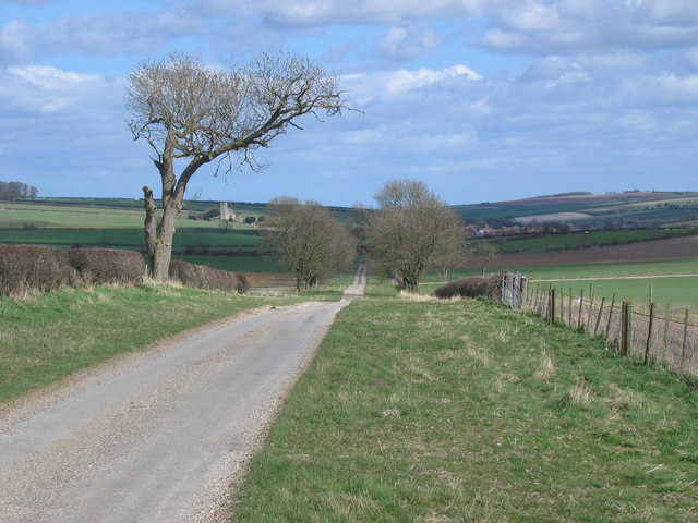 Road to Helperthorpe