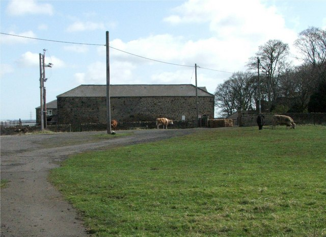 Burradon House Farm