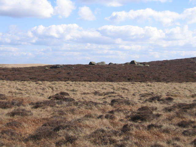 Whinberry Stones, Heptonstall Moor, W Yorks