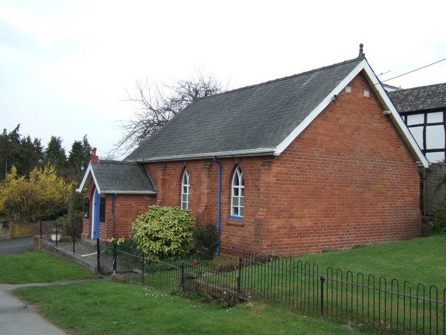 Methodist Chapel, Shobdon