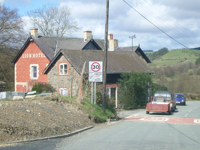 The Lion Hotel, Llanbister