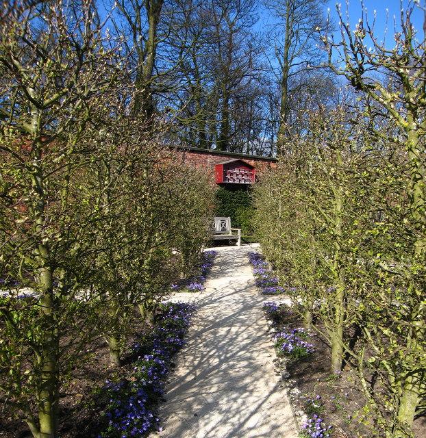 Ornamental Gardens and Dovecote