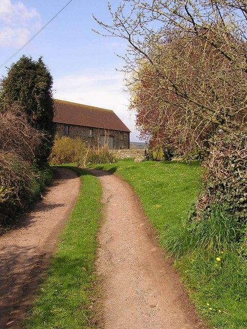 Footpath, Brookend