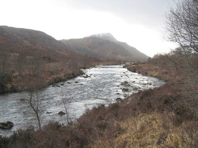 River Moriston