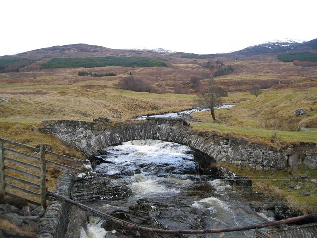 Bridge over the Allt an Eoin