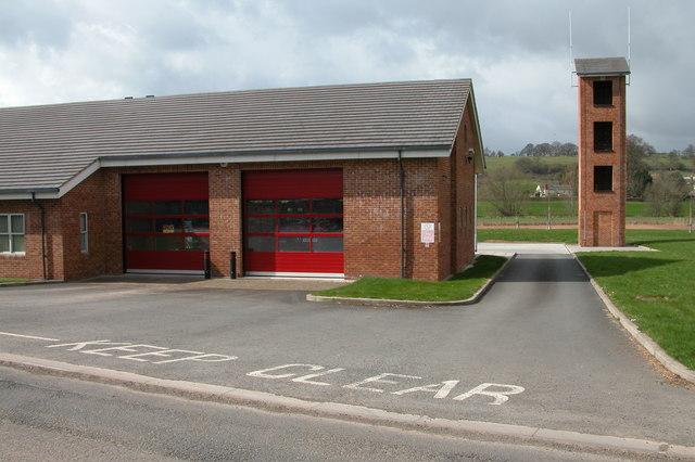 Fire Station, Peterchurch