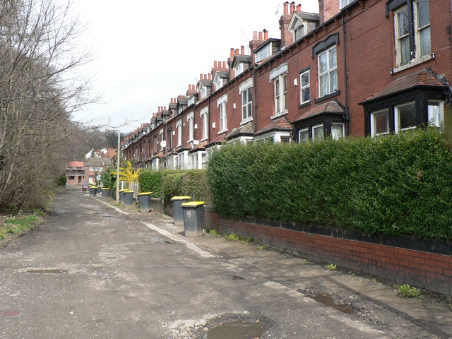Langdale Terrace, Headingley