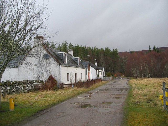 Houses at Torgyle