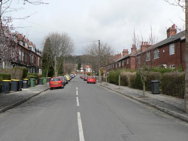Ash Road, Headingley