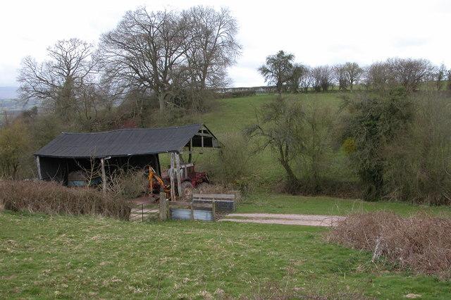 Farm Building, Greenway Farm