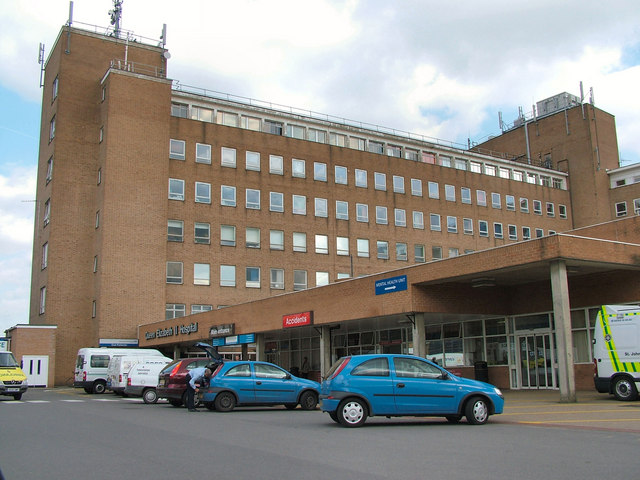 Queen Elizabeth II Hospital W.G.C.