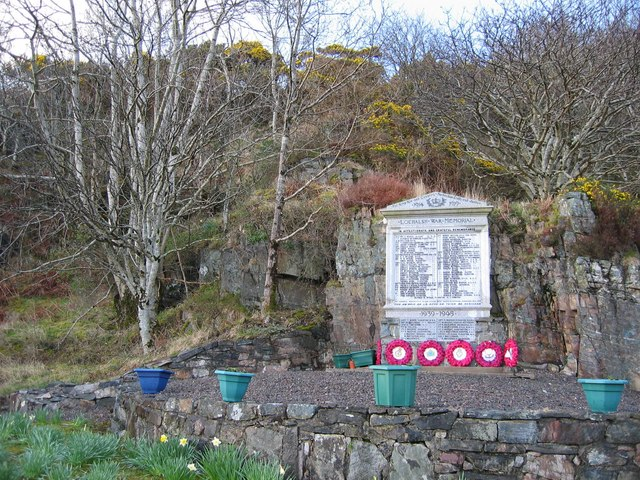 Lochalsh War Memorial