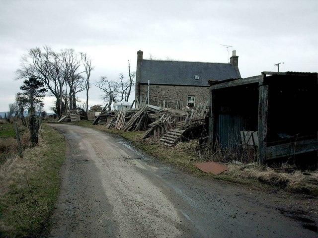 Groalpans,Glen of Newmill near Keith