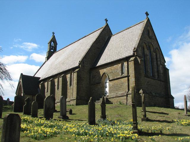 Saint Peter's Church, Dallowgill.