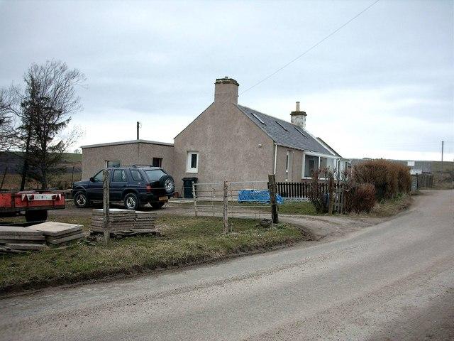 Broomhill Croft,near Newmill
