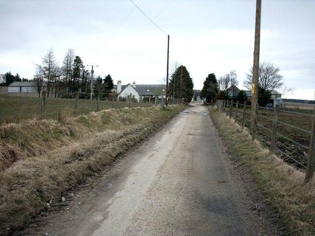 Newtonbrae Farm,Newmill