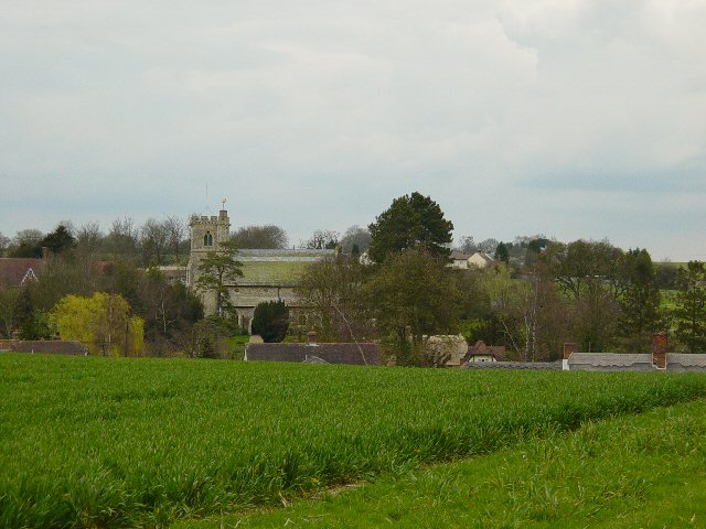 Arkesden Church