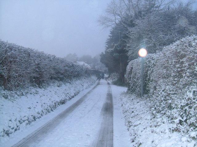 Cross Lane December 2005
