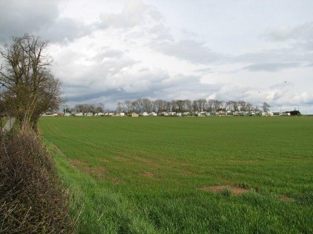 Hutton Bonville caravan park