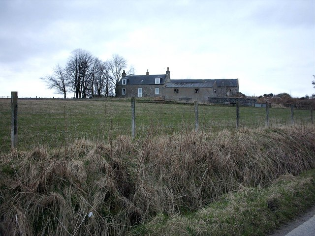Guilyknowes Farm,near Newmill